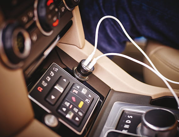 Go Travel USB In Car Charger (4.2A)