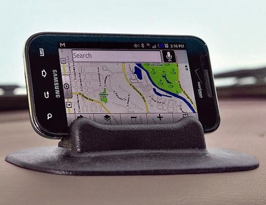 Aaa Car Loans >> High Road Dash Stand Car Cell Phone Holder - Black