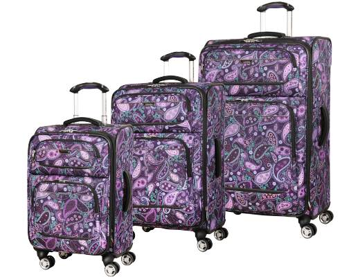 Ricardo Beverly Hills Imperial Luggage Collection - Black