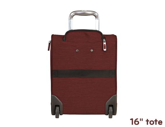 Ricardo Beverly Hills Malibu Bay Luggage Collection - Wine 9783bcfe9692e