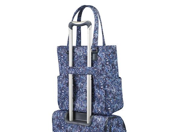 Ricardo Beverly Hills Sausalito Luggage Collection - Blue Twist de9cbcd295bae