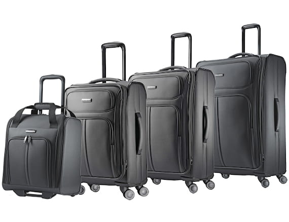 Samsonite LEVERAGE™ LTE Luggage Collection - Charcoal 27a5e34bcd65d