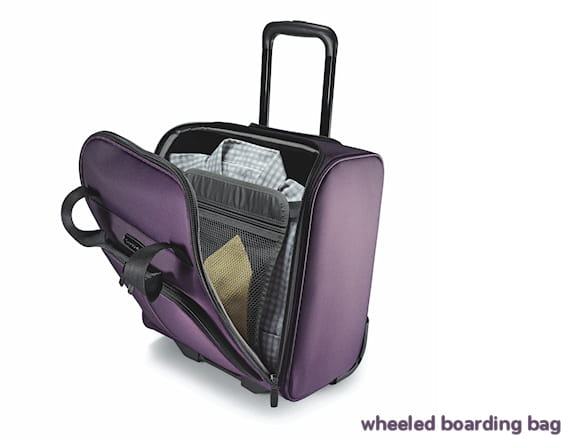 Samsonite LEVERAGE™ LTE Luggage Collection - Purple 5c18b2c9f8d4b