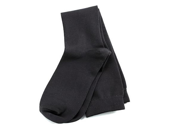 f9e1444332 Image. Smooth Trip® Compression Socks, Black - Medium