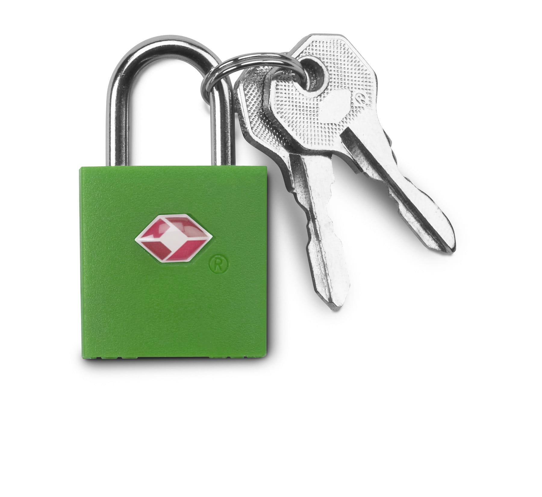 Smooth Trip 174 Tsa Accepted Luggage Key Lock Neon Green
