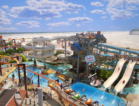 Aaa Car Loans >> Morey's Piers & Beachfront Waterparks