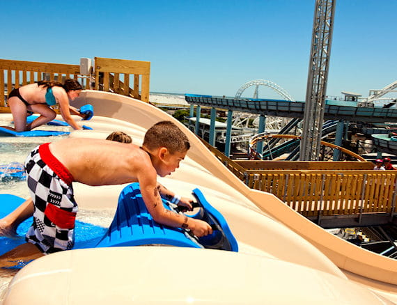 Morey S Piers Amp Beachfront Waterparks