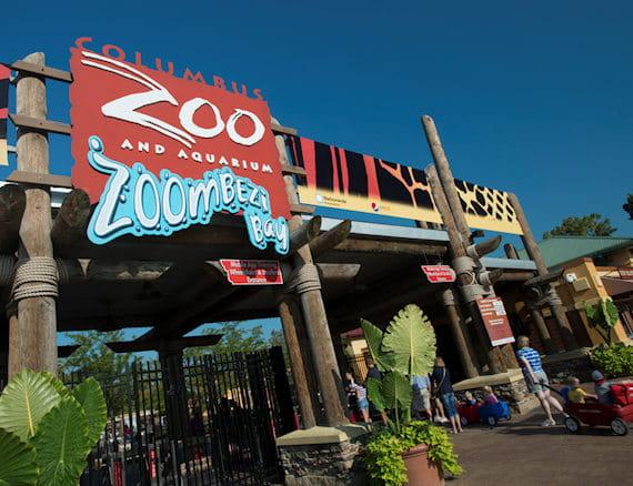 Columbus zoo and aquarium for Fish store columbus ohio