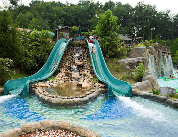 Dollywood's Splash Country Water Park