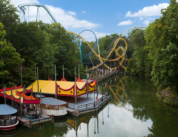 Locate My Car >> Busch Gardens® Williamsburg