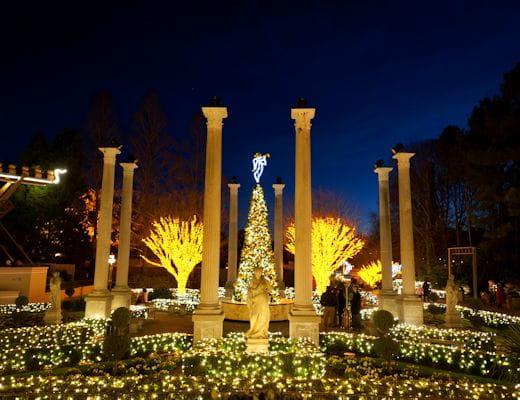 Busch gardens williamsburg - Busch gardens christmas town rides ...