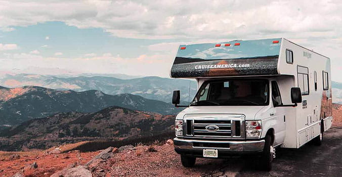 RENTING AN RV FOR A ROAD TRIP