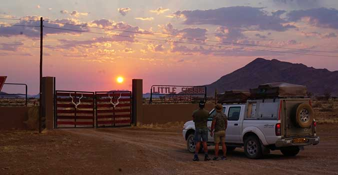 KNOW BEFORE YOU GO: NAMIBIAN SELF-DRIVE SAFARI