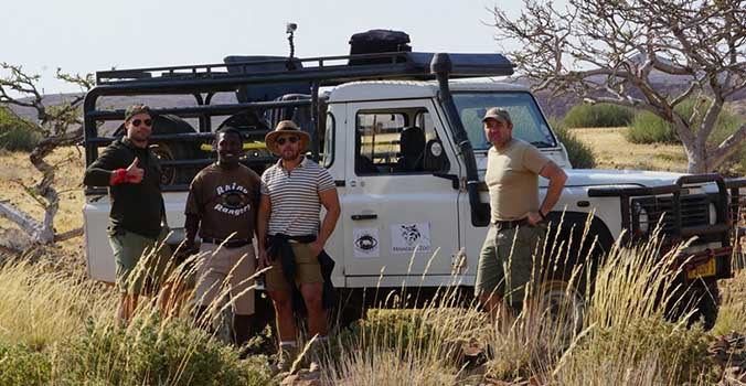 I WANT TO GO TO THERE: NAMIBIAN SELF-DRIVE SAFARI
