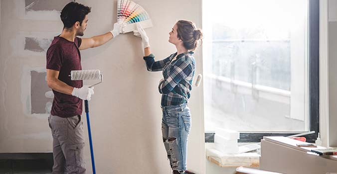 TOP 5 PROJECTS FOR DIY HOME RENOVATION ON A BUDGET