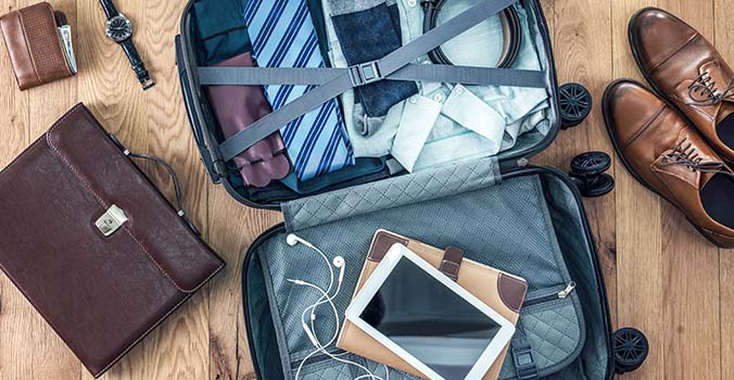 PACKING TIPS FOR THE CARRY-ON TRAVELER