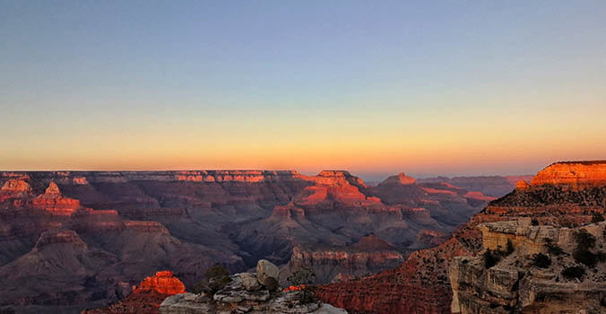 WHICH RIM OF THE GRAND CANYON IS THE BEST RIM?