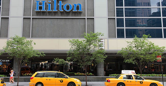 HILTON INNOVATION: DIGITIZING THE GUEST EXPERIENCE