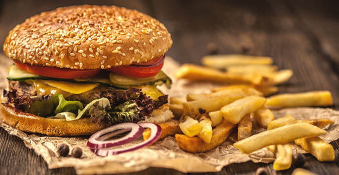 THE HEALTHIEST FAST FOOD OPTIONS BASED ON CALORIES