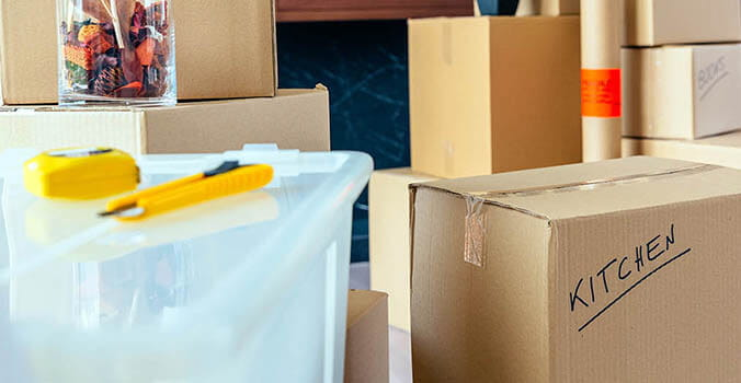 TIPS FOR PACKING TO MOVE