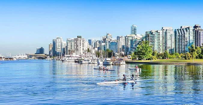 I WANT TO GO THERE: VANCOUVER