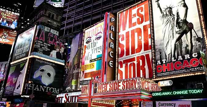 BROADWAY BABY: THEATER TIPS FOR YOUR NEW YORK TRIP
