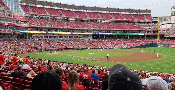 Park 1: Great American Ball Park