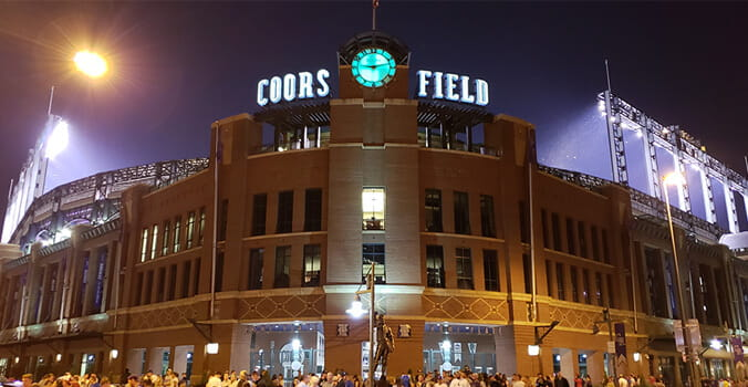 Park #26: Coors Field