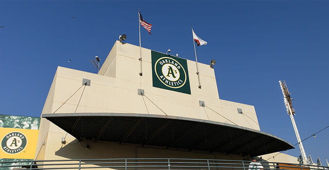 Park #19: Oakland Athletics