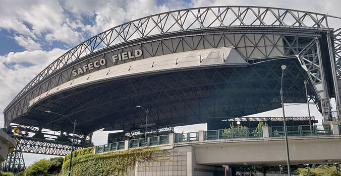 Park #25: Safeco Field