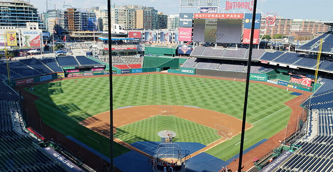 Park #24: Nationals Park