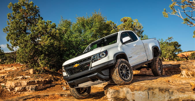 Car Review: Chevrolet Colorado ZR2