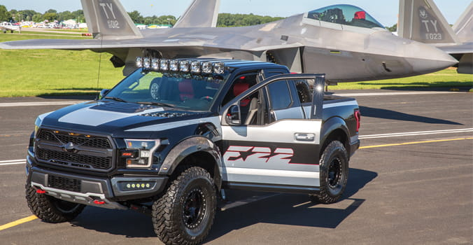 Car Review: Ford F-150 Raptor