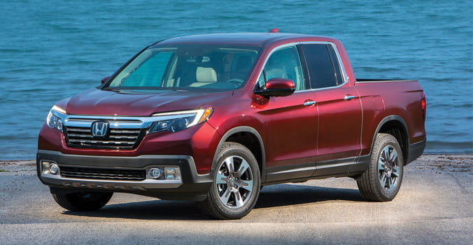 Car Review: Honda Ridgeline