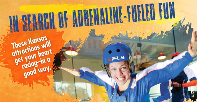 In Search of Adrenaline-Fueled Fun