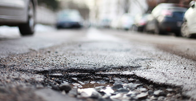 The Price of Potholes