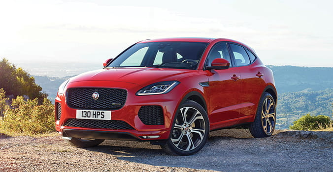 Car Review: Jaguar E-Pace