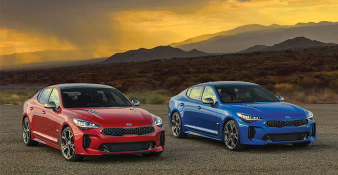 Car Review: Kia Stinger