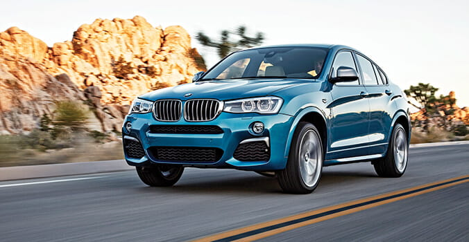 Car Review: BMW X4