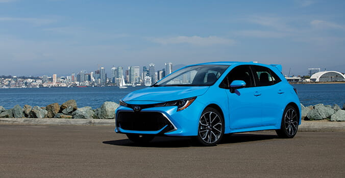 Car Review: Toyota Corolla Hatchback