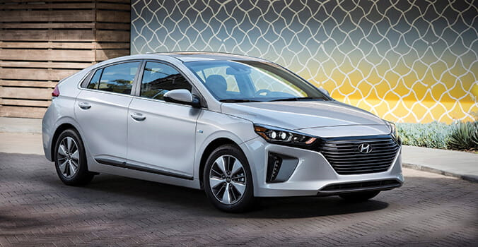 Car Review: Hyundai Ioniq Plug-In Hybrid
