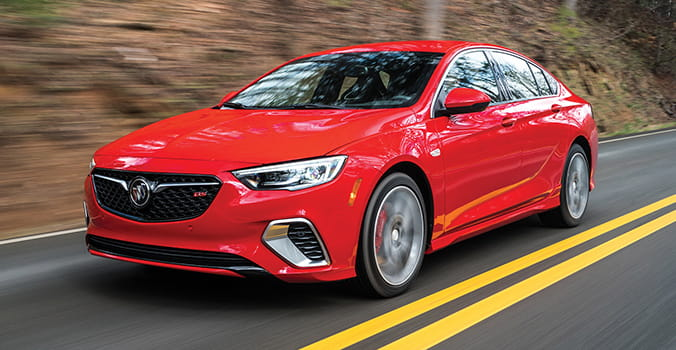 Car Review: Buick Regal GS