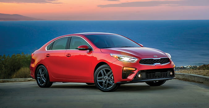 Car Review: Kia Forte