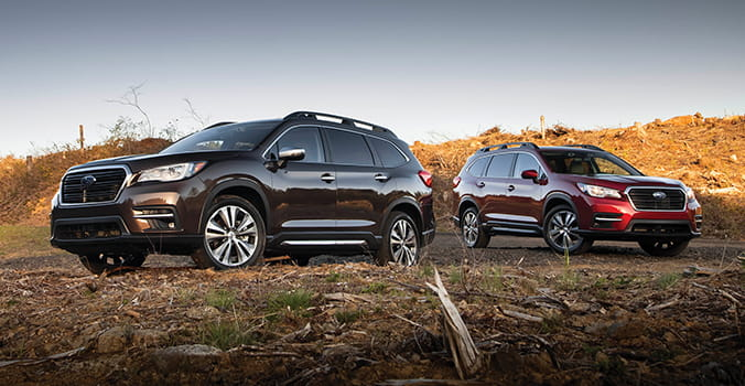 Car Review: Subaru Ascent