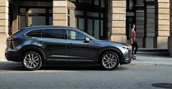 Car Review: Mazda CX-9