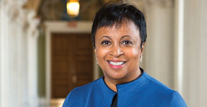 On the Page With Dr Carla Hayden
