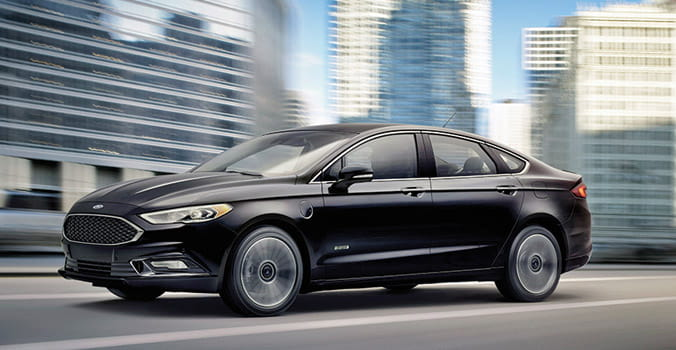 Car Review: Ford Fusion Hybrid