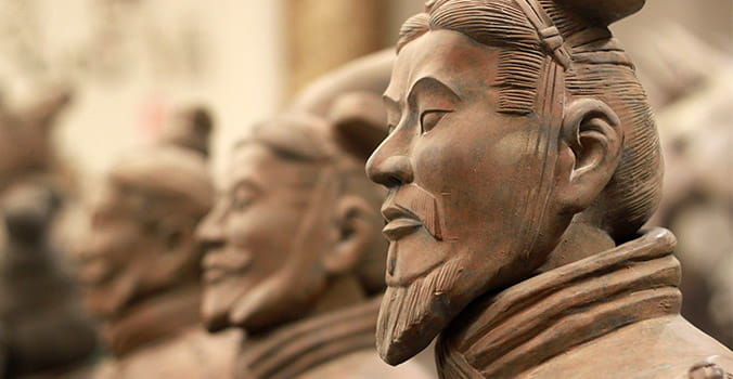 China's Terracotta Warriors—Stateside