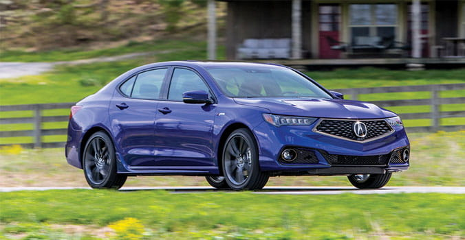 Car Review: Acura TLX