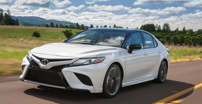 Car Review: Toyota Camry